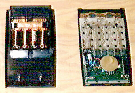 Inside the HP-41CX