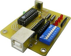 USB Interface Board from Electronix Express