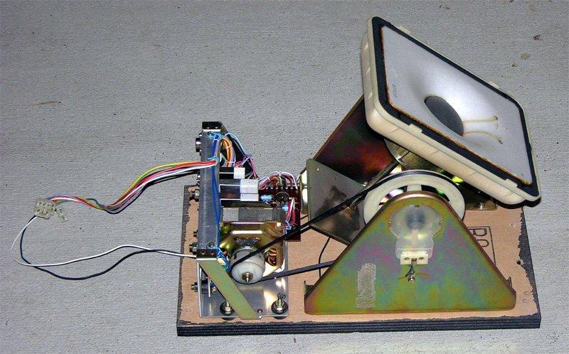 Adding a Rotary Speaker to a Hammond M111 Organ – Leslie Speaker Wiring Diagram
