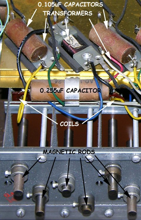 threetones hammond organ tonewheel generator capacitor replacement and Hammond Organ Tone Generator at creativeand.co