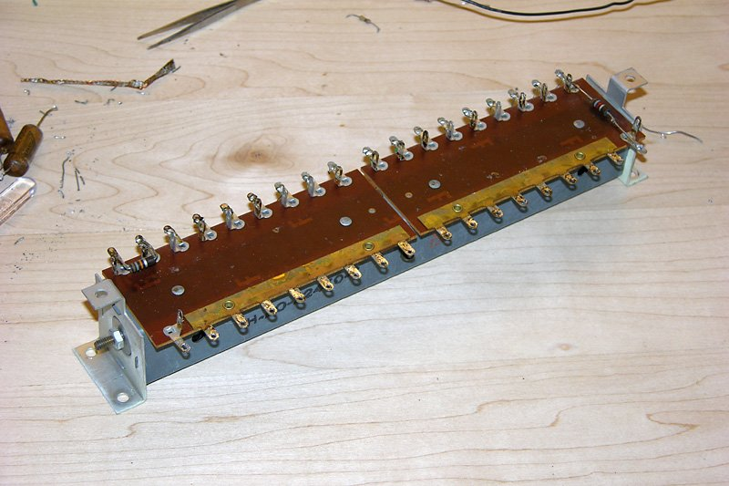 Overhauling and Improving the Hammond M-100 Series Vibrato