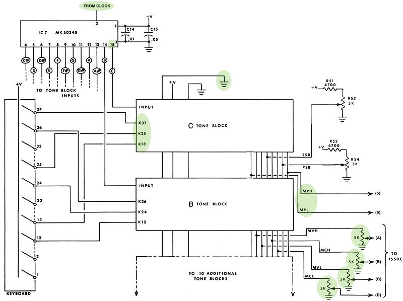 rejuvenating and expanding a paia 1550 stringz u2019n u2019thingz synthesizer