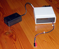BattMan II, a do-it-yourself computer controlled battery manager for NiMH (and other) batteries.
