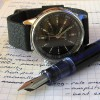 Fountain Pens and Mechanical Watches