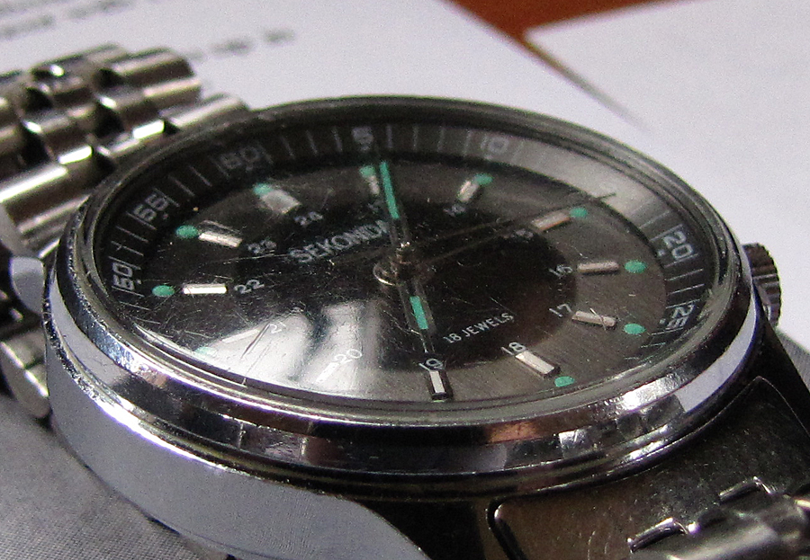 Repairing a Scratched Acrylic Watch Crystal