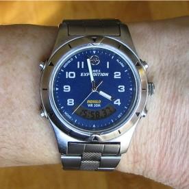 Timex Expedition Quartz Chronograph
