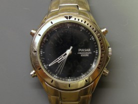 I purchased this well-worn Pulsar NX01-X001 on eBay.