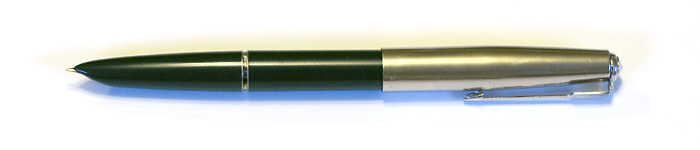 Hero 616 with a Stainless Steel Medium Nib, from about 2010.