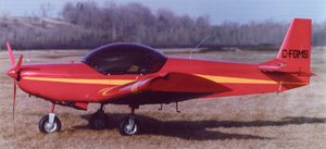 The Zenith Zodiac CH-601HD 27 foot span, two-seater home-built plane would make a great scale model subject.