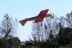 The Super Diablotin making an inverted low pass.