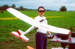 This Great Planes Spectra was the replacement for my Gentle Lady.